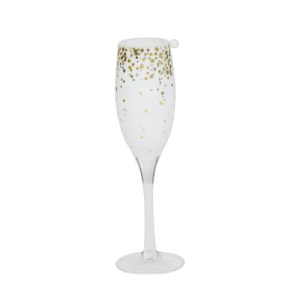 Yankee Candle Holiday Party Teelichthalter Champagner Glas