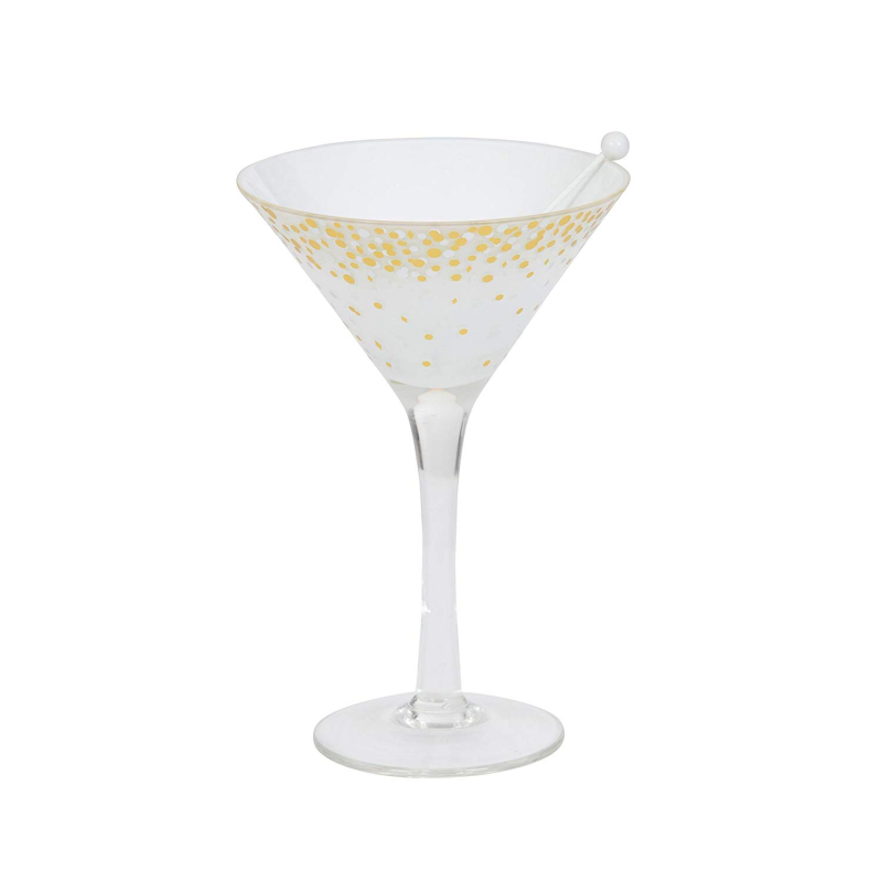 Yankee Candle Holiday Party Teelichthalter Martini Glas