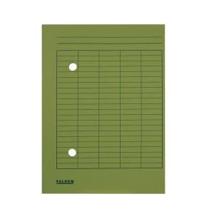 Falken Umlaufmappe - A4 - grün