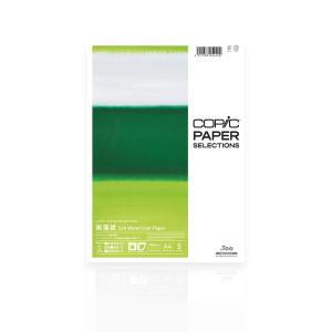 COPIC Soft Watercolor Paper - DIN A4 - 5 Blatt