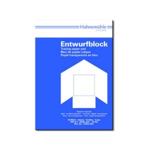 Hahnemühle Transparentpapierblock - 90 g/m² -...