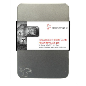Hahnemühle FineArt Baryta Photo Cards - 325...