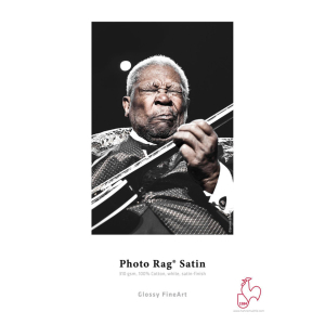Hahnemühle Photo Rag® Satin FineArt Inkjet-Papier - 310...