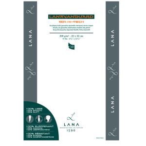 Lana Vanguard Block - 200 g/m² - 22 x 32 cm - 10 Blatt