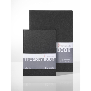 Hahnemühle The Grey Book - 120 g/m² - DIN A4 -...