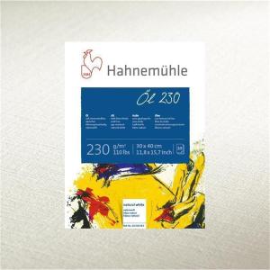 Hahnemühle Ölmalblock - 230 g/m² - 30 x 40...
