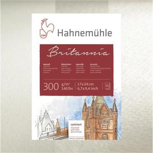Hahnemühle Britannia Aquarellpapier - satiniert -...