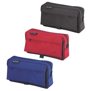 herlitz Faulenzer mit 2 Außentaschen - farbig sortiert