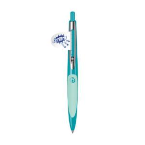 herlitz Kugelschreiber my.pen - M - Schreibfarbe blau