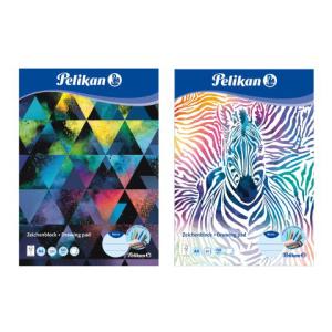 Pelikan Zeichenblock - DIN A4 - 20 Blatt