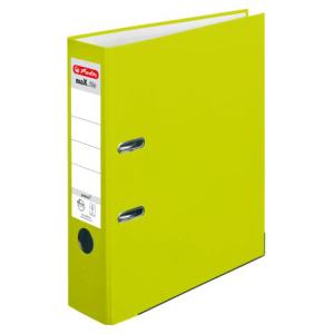 herlitz maX.file protect Ordner - DIN A4 - 8 cm - neon...