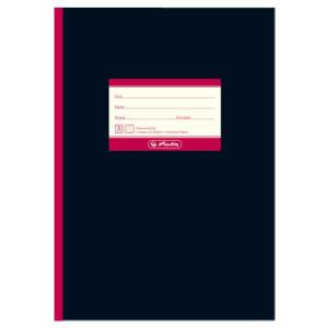 herlitz Oberschulheft - DIN A4 - Lineatur 26 - 20 Blatt -...