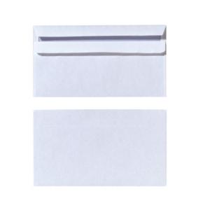 herlitz Briefumschlag - DIN lang - weiß - 25...