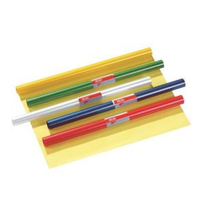 herlitz Bucheinschlagfolie - farbig sortiert - 40 x 500 cm
