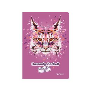 herlitz Aufgabenheft - DIN A5 - 48 Blatt