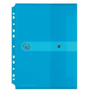 herlitz Dokumententasche - DIN A4 - PP - blau