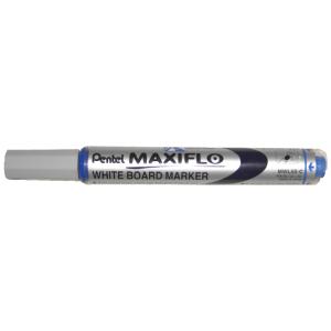Pentel Whiteboardmarker Maxiflo 2,0mm Rundspitze trocken...