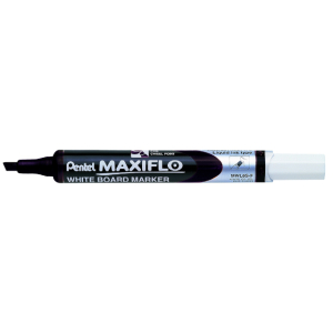 Pentel Whiteboardmarker Maxiflo 2,0-5,0 mm trocken...
