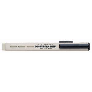 Pentel Radierstift Hyperaser Mehrzweck f. Kugelschreiber-...