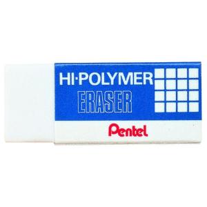 Pentel Radierer 65x24,5x12,5mm Hi-Polymer sauberes...