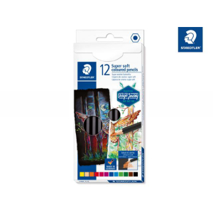 STAEDTLER Farbstift super soft weicher 149C,Kartonetui...