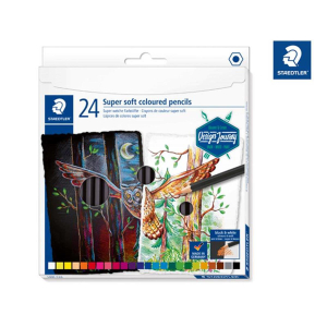 STAEDTLER Farbstift super soft weicher 149C, Kartonetui...