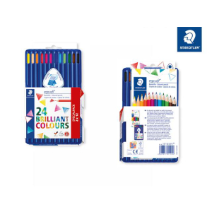 Staedtler Farbstift ergo soft®, 3 mm, Promotion Pack mit...