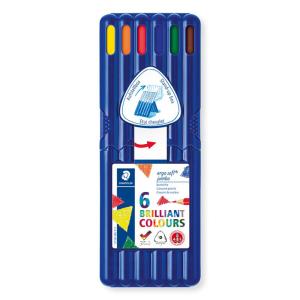 STAEDTLER ergo soft jumbo Buntstifte - ergonomische...