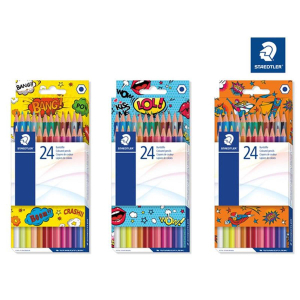 Staedtler Comic Farbstift Buntstift, 3 mm, bunt,...