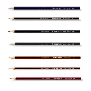 STAEDTLER Noris colour 185 Buntstift - Sechskantform - 3 mm