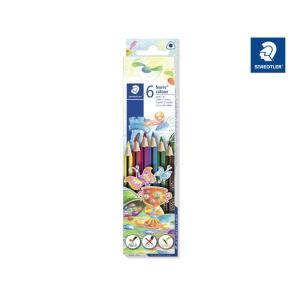 STAEDTLER Noris colour 187 Buntstifte - Dreikantform - 3...