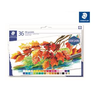 STAEDTLER 2420 Öl-Pastellkreide - 11 mm - 36 Farben