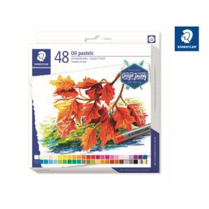 STAEDTLER 2420 Öl-Pastellkreide - 11 mm - 48 Farben