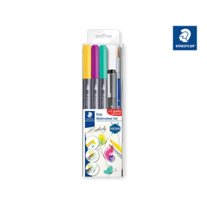 STAEDTLER 3001 Easy Watercolour Set - Butterfly -...