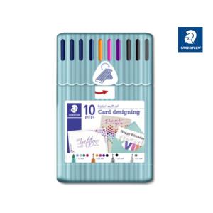 STAEDTLER triplus multi set 34 - 4 Stiftarten - card...