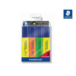 STAEDTLER textsurfer 364 classic Textmarker - 1+5 mm -...