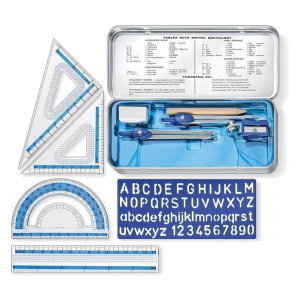 STAEDTLER 557 10 Geometrie-Set - 10 Teile