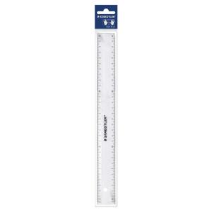 STAEDTLER 562 Lineal - 30 cm - transparent