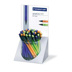 STAEDTLER graphite 777 Druckbleistift - Köcher - 0,5...