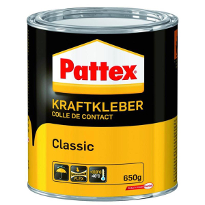 Pattex Kraftkleber Pattex class. 650g