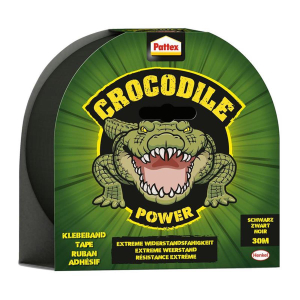 Pattex Power Tape schwarz Pattex Crocodile