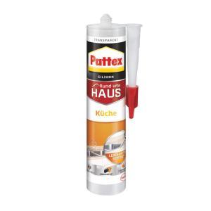 Pattex Silikon Küche 300ml transp.