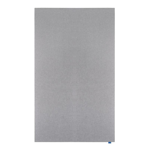 Legamaster WALL-UP Akustik-Pinboard quiet grey 200 x 119,5cm