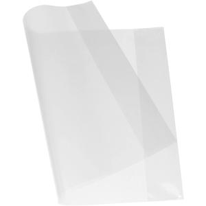 Stylex Heftumschlag - DIN A4  - PP - transparent