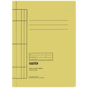 Stylex Schnellhefter - DIN A4 - Manilakarton