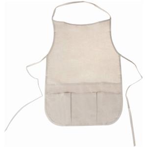 Stylex Kinder-Malschürze - 35 x 52 cm - Baumwolle -...