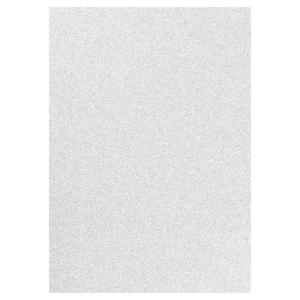 Stylex Glitzerkarton - DIN A4 - 10 Blatt - 5 Farben