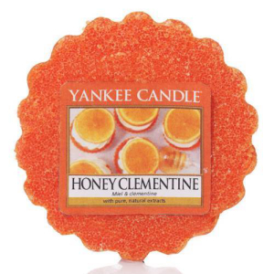 Yankee Candle Classic Wax Melt Honey Clementine 22g