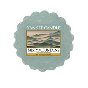 Yankee Candle Classic Wax Melt Misty Mountains 22g