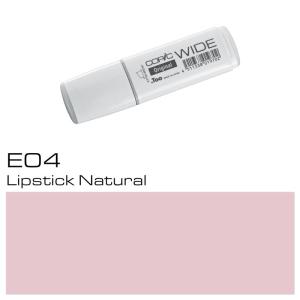 COPIC Wide Marker E04 - Lipstick Natural